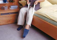 homecraft® Strumpf-Anziehhilfe aus Frottee