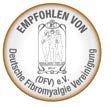 empfohlen von der deutschen Fibromyalgie Vereinigung