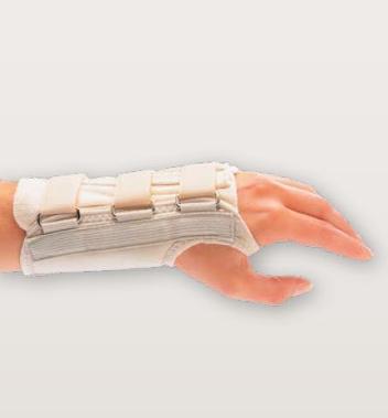 Rolyan® D-Ring™                 Handgelenkschienen