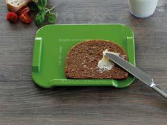 ORNAMIN Essbrettchen mit Stop-Trick, Modell 900