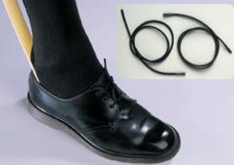 Elastische Schnürsenkel