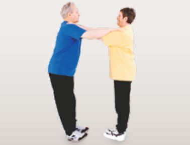 Fitness-Übung