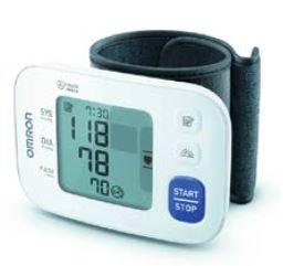 OMRON Handgelenk-Blutdruckmessgerät RS4