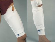 Urin-Beinbeutel-Halterung für den Oberschenkel | Russka