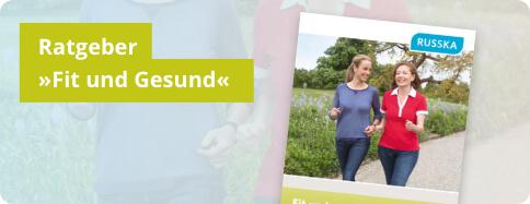 Ratgeber Fit und Gesund – Aktiv mit tollen Fitnesshelfern | RUSSKA