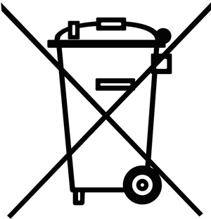 Hinweise für Batterien / Akkus / Elektrogeräte